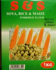 soya,rice&maize