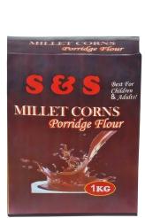 millet corns